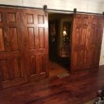 Barnyard Rolling Doors