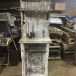 Rustic Reclaimed Shelf