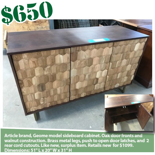 Article Geome Sideboard