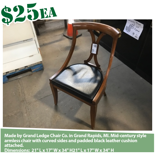 Grand Ledge Chair Co. Chair