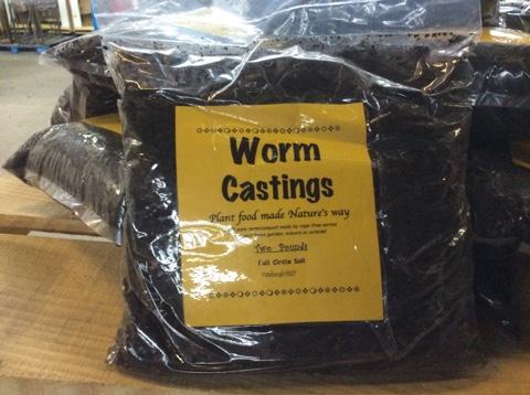 Full Circle Worm Castings - 2lb.