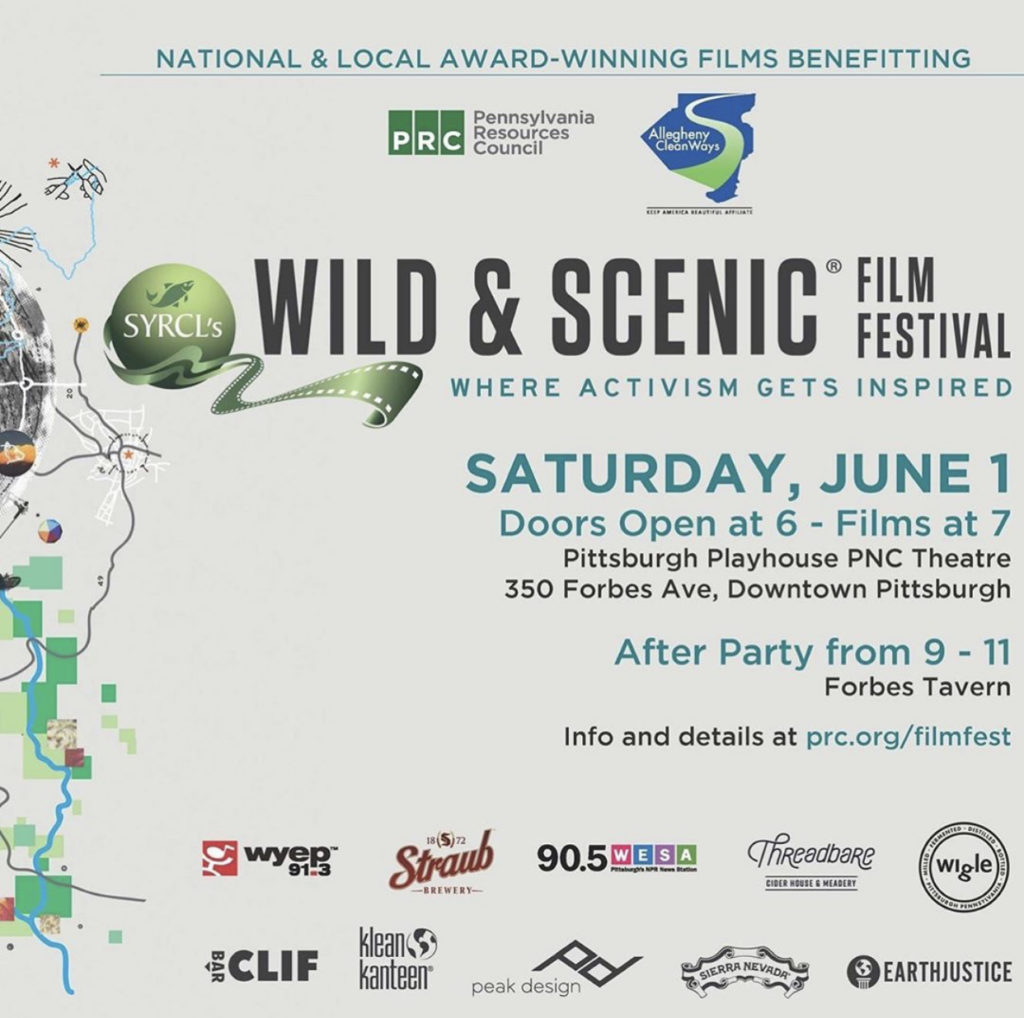 2019 Wild And Scenic Film Festival Pittsburgh
