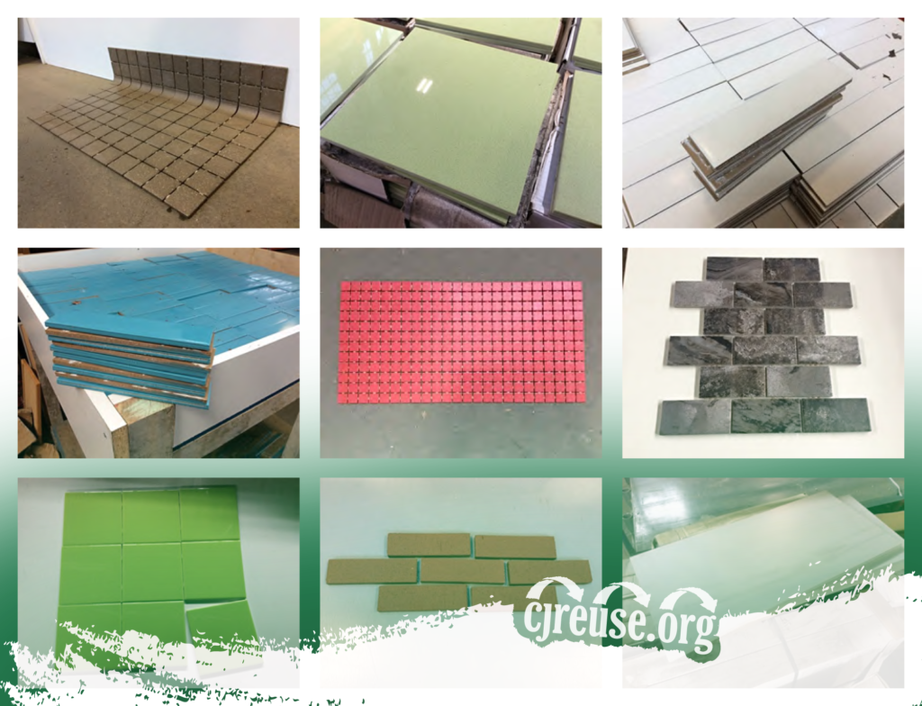 Variety of Tile Available