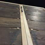Project RE_ Rolling Wardrobe Made w/Salvaged Wood