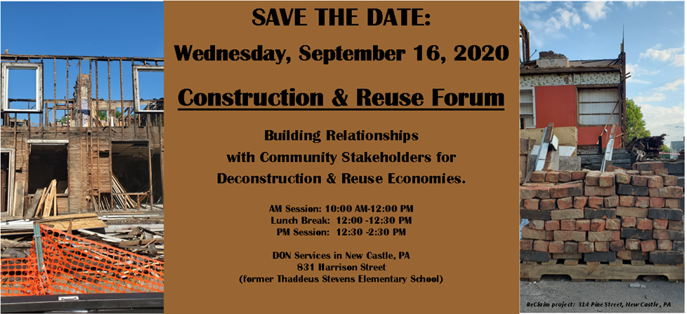 Lawrence Mercer Recycling Reuse Forum