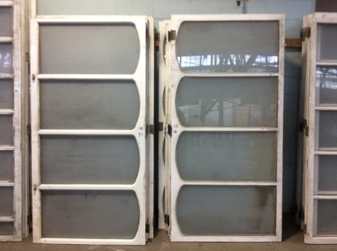 Phipps Arched Pane Windows