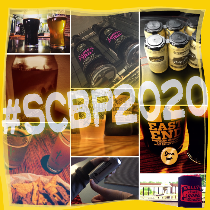 Photo collage image featuring hashtag #SCBP2020.
