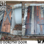 Reclaimed Wood Dorothy Door - Submitted by Walt - Salvaged wood can be the star of the show.