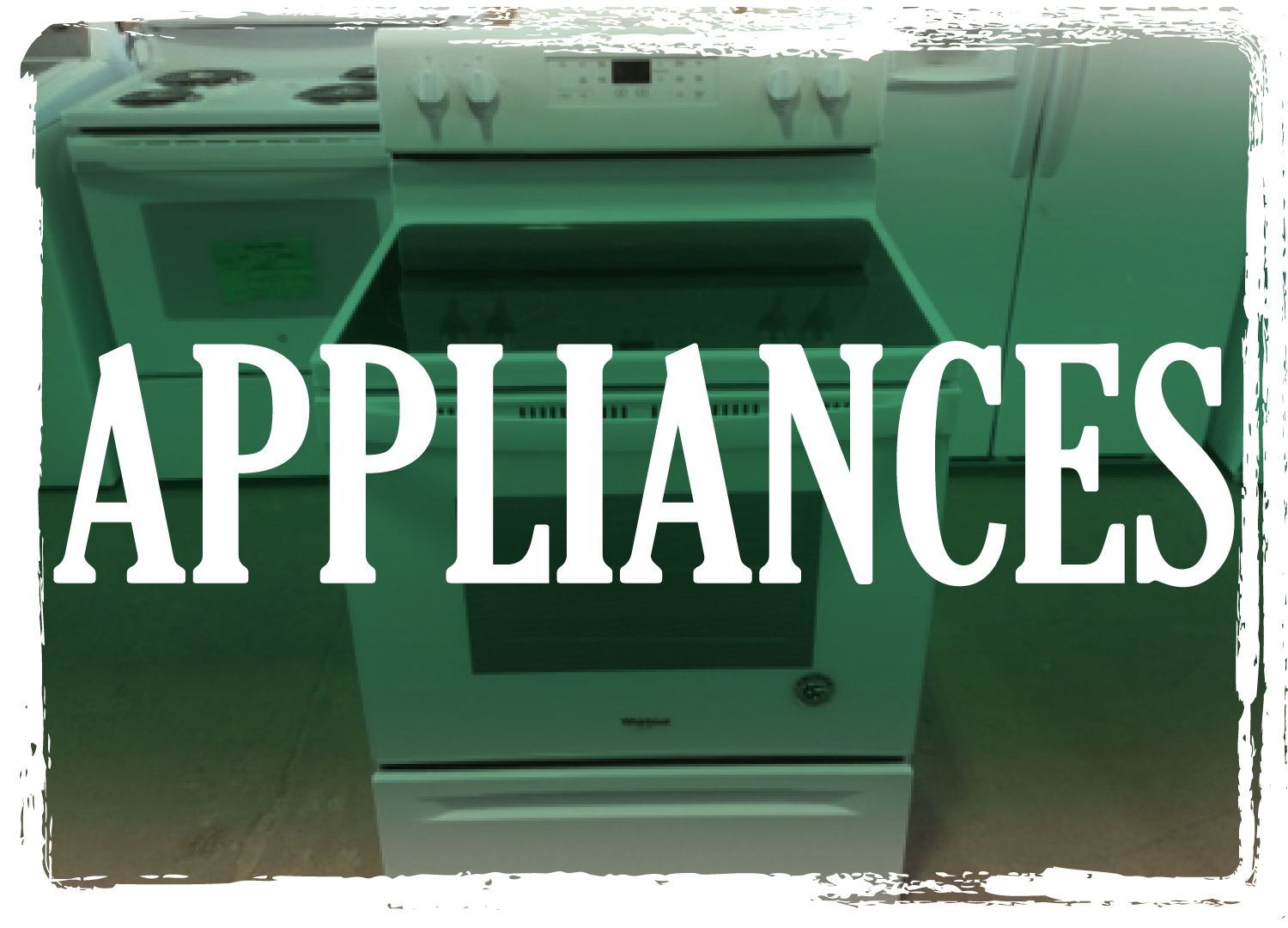 Appliances Stock Image - Click for guidelines