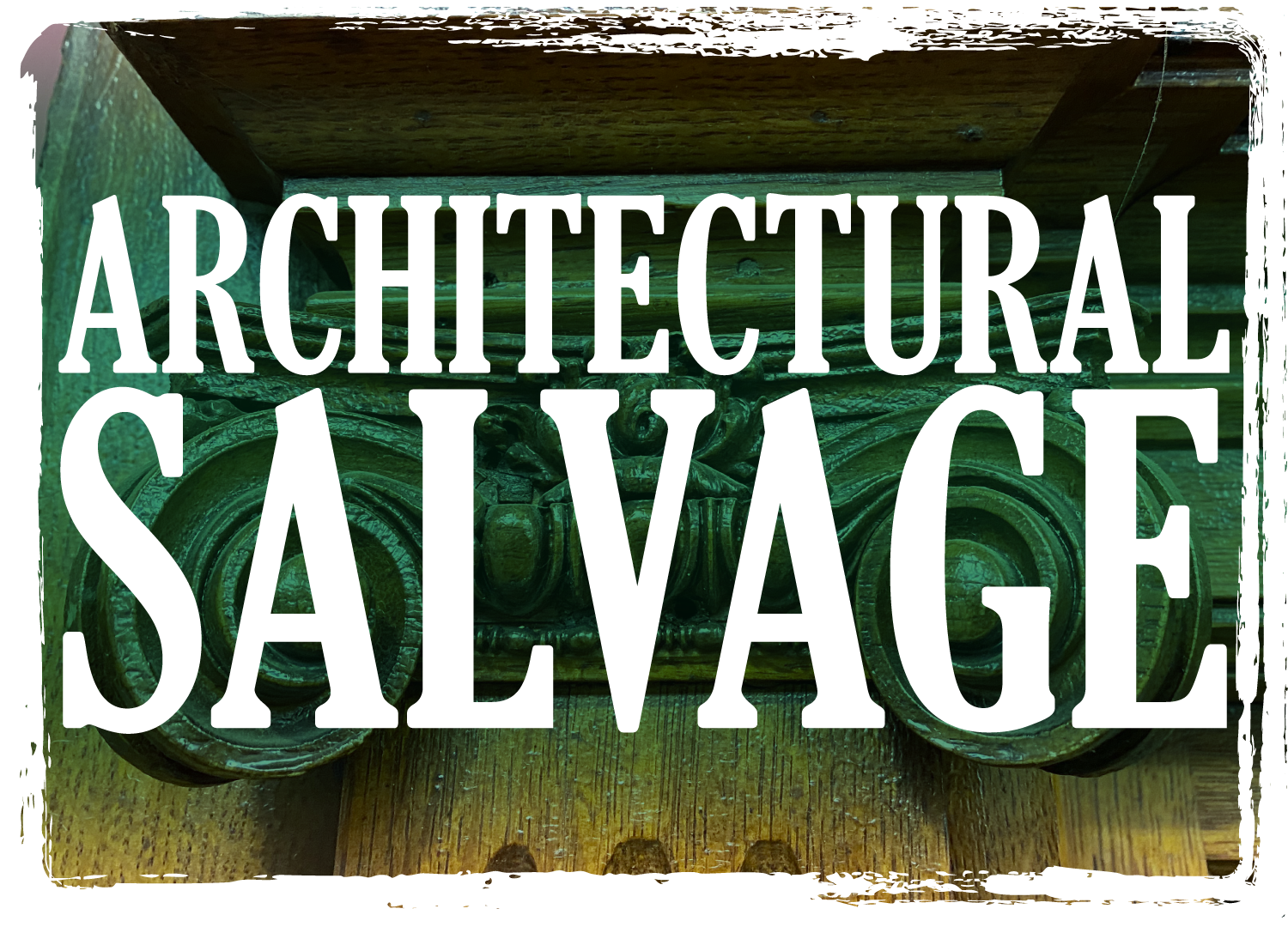 Architectural Salvage Stock Image - Click for guidelines