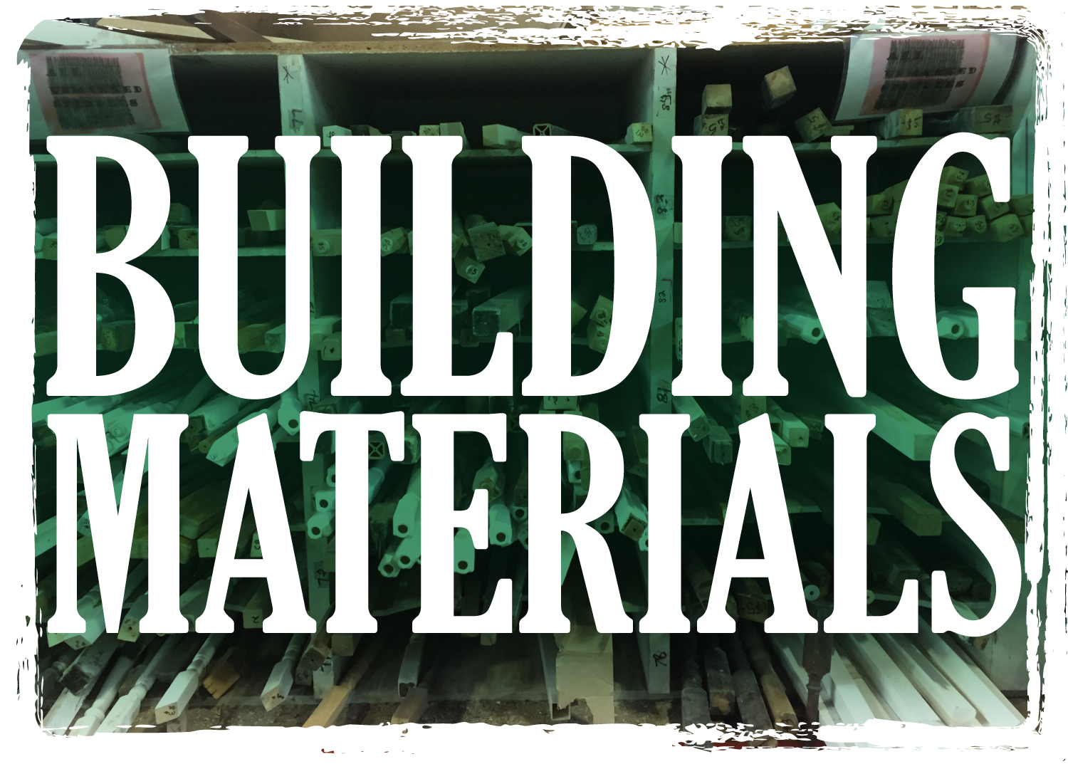 Building Materials Stock Image - Click for guidelines