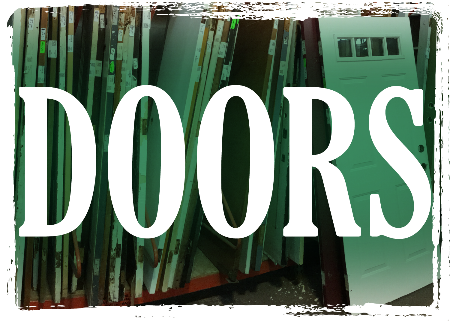 Doors Stock Image - Click for guidelines
