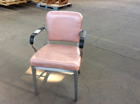 Good Form Aluminum Arm Chair