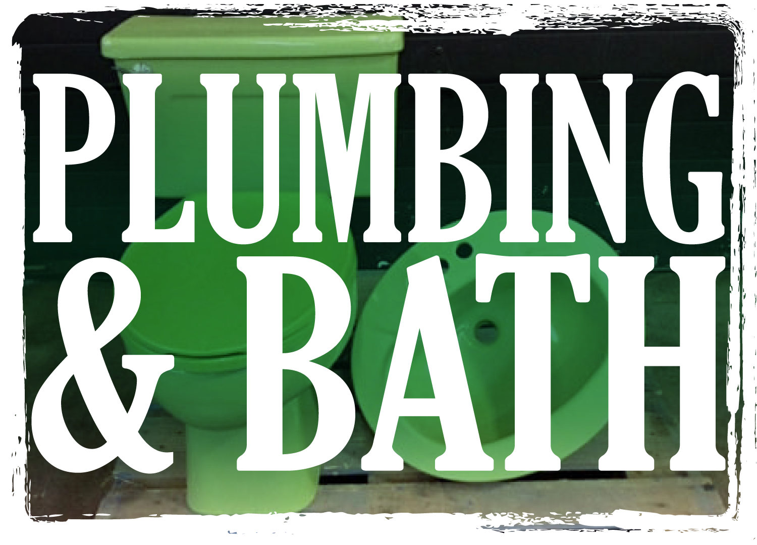 Plumbing and Bath Stock Image - Click for guidelines